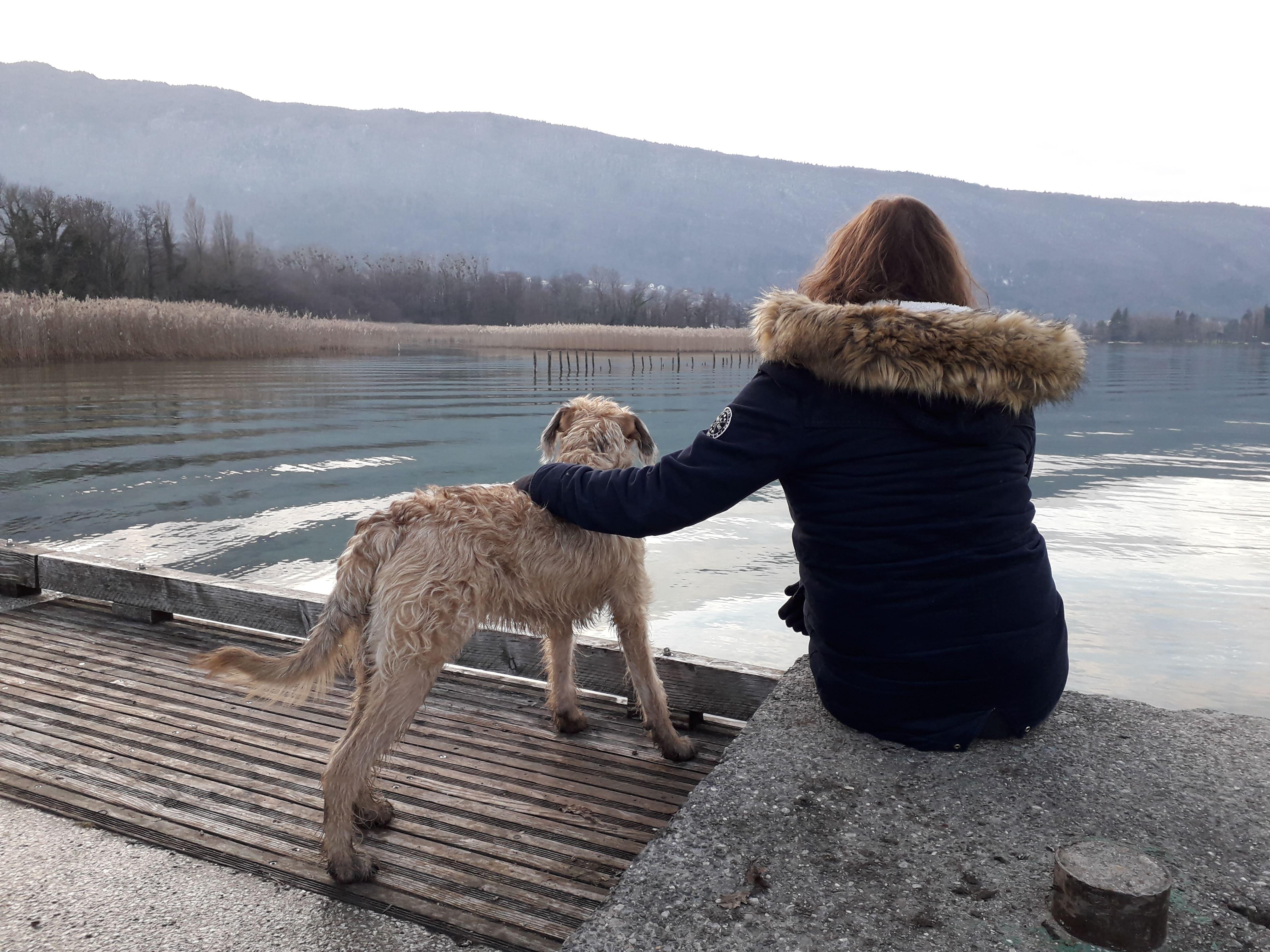Rive Est du Lac d'Annecy